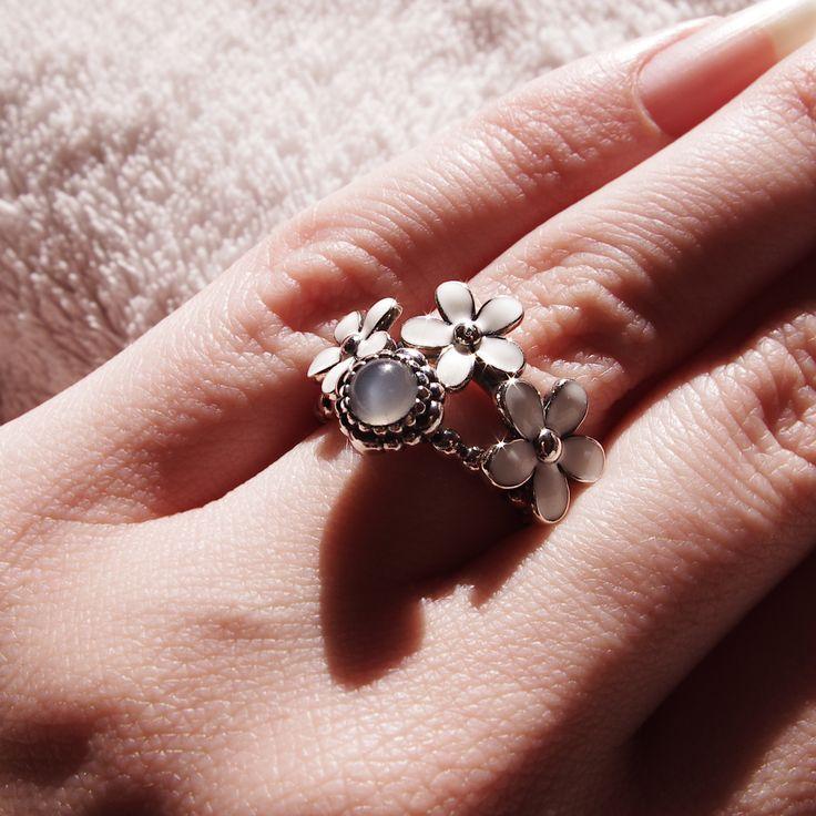 Best 25+ Pandora daisy ring ideas on Pinterest | Pandora ...