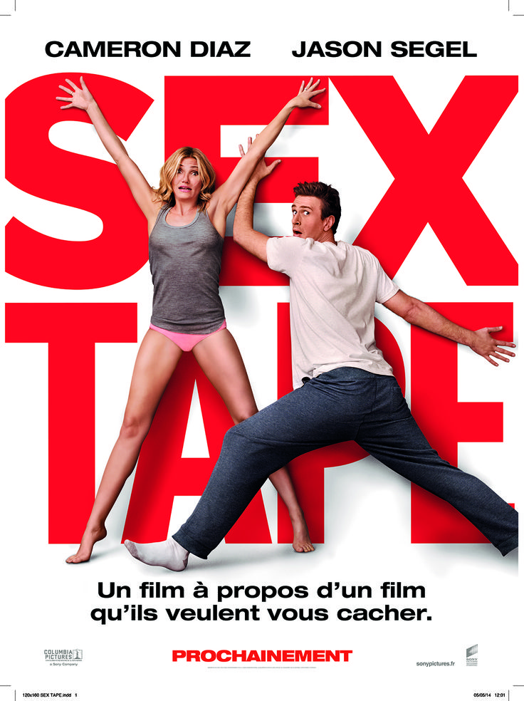 Sex Tape - film 2014 - AlloCiné