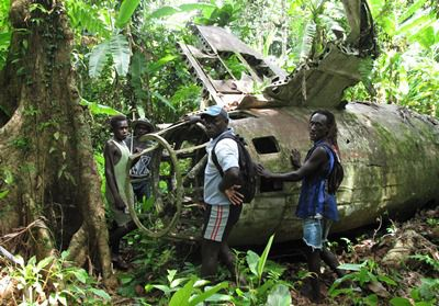 Bougainville WWII site