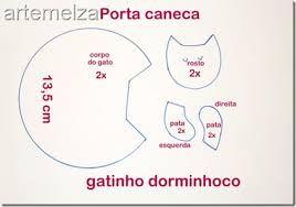 Resultado de imagen para TAPETE DE CANECAS, DESCANSO E PORTA COPOS