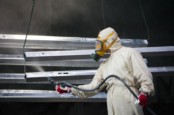 Next Key srl, strutture in acciaio e carpenterie metalliche verniciate www.nextkey.org
