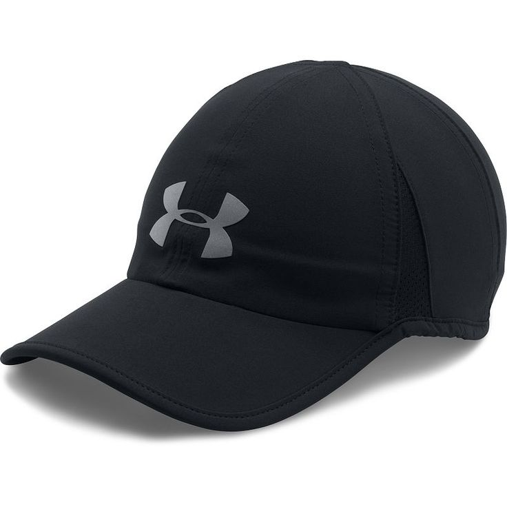 Men's Under Armour Shadow Running Cap, Black