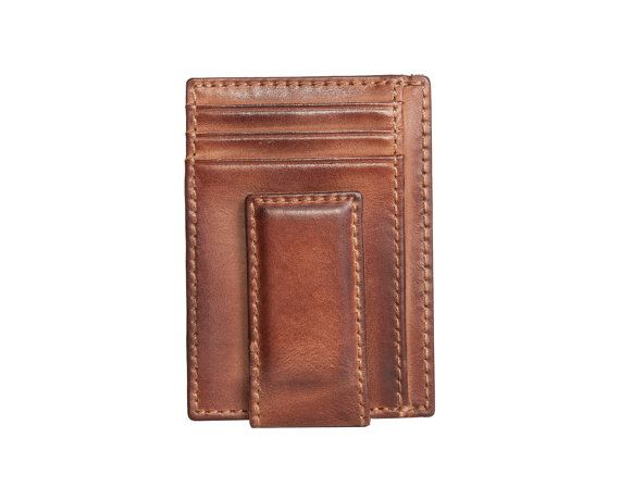 Jack's CARRYALL MAGNETIC Front Pocket Wallet by HouseofJackCo