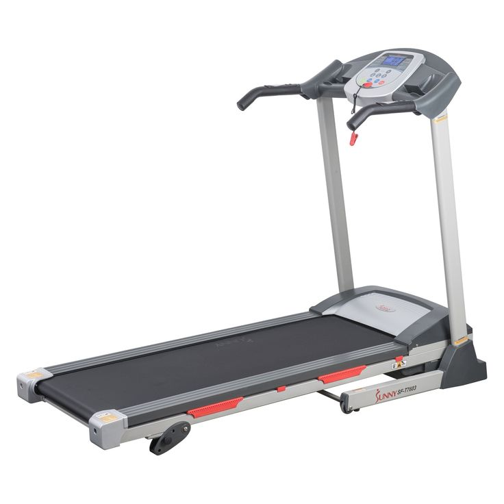 Sunny Health & Fitness SF-T7603 Electric Treadmill - SF-T7603