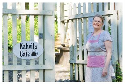 Tervetuloa kahvilleTallipihan kahvilaan!