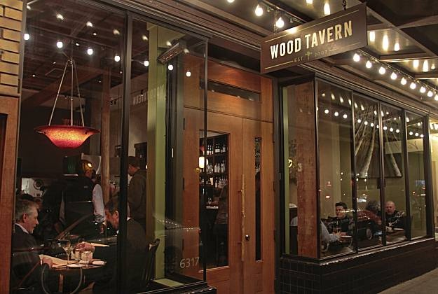 Wood Tavern in Oakland - Get the Burger...