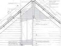 edwards house - waiheke island - antoni millson + architectus - 1997-99 - 2nd prize nz house of the year 1999 - lateral roof section