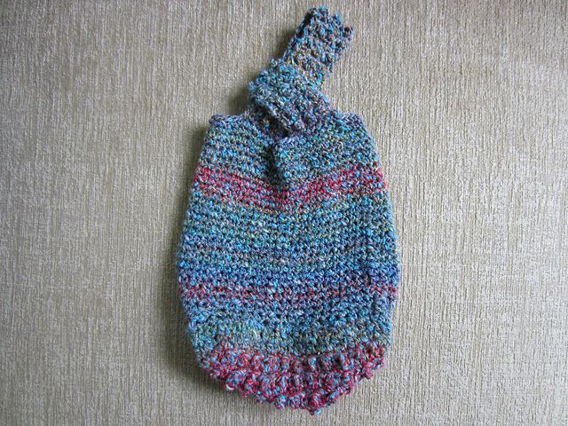 Crochet Japanese Knot Bag Pattern : Pin by Laura Cole on Crochet- Purses, Bags Pinterest