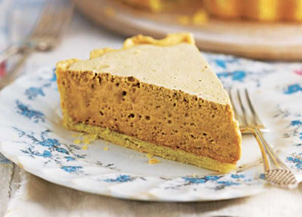 A Kentish school dinner favourite of yesteryear, surely this light and fluffy classic dessert is long overdue a revival