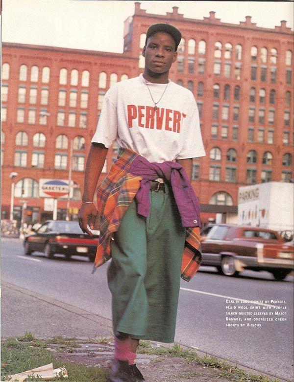 90's inspiration.