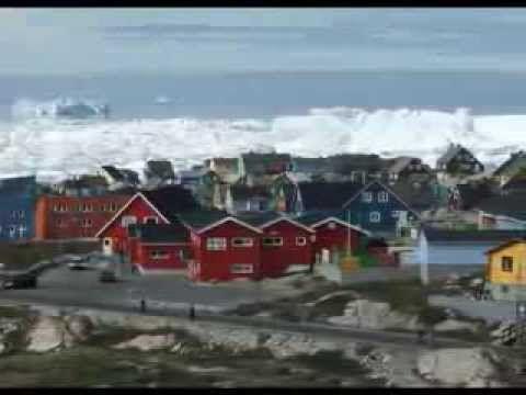 Kingdom Preaching in Greenland - by JW's