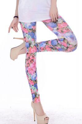 Lotus Sexy Quality Legging | GlobalMarket - Clothing on ArtFire