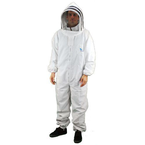 Professionalgrade Bee suits Beekeeper suits Beekeeping Suits  EcoKeeper Medium * More info could be found at the image url.