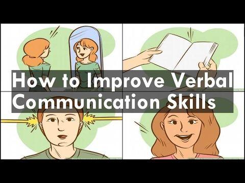 How to Improve Verbal Communication Skills - http://LIFEWAYSVILLAGE.COM/personal-development/how-to-improve-verbal-communication-skills/