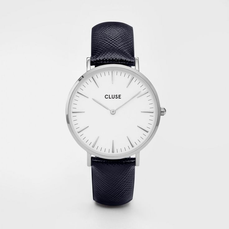 La Bohéme Silver White/Midnight Blue CL18232