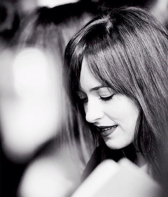 How flawless she is  #DakotaJohnson