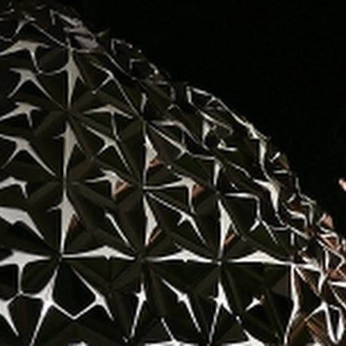 Lotus Dome van Daan Roosegaarde - Tentoonstellingen – Nu te zien - Nu in het museum - Rijksmuseum