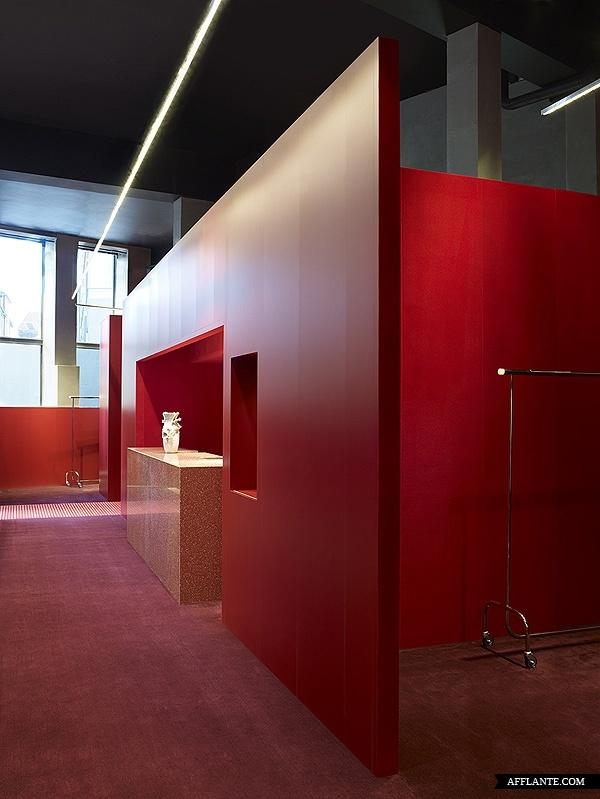Acne Store in Copenhagen // Acne Studios | Afflante.com