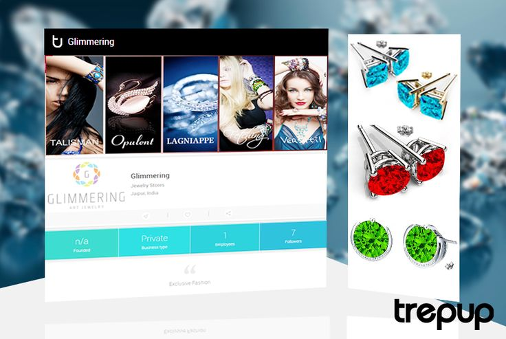 It's not out of the royal treasury, yet it is from the land of royals. Glimmering on Trepup! http://trepup.co/1VzBeoJ