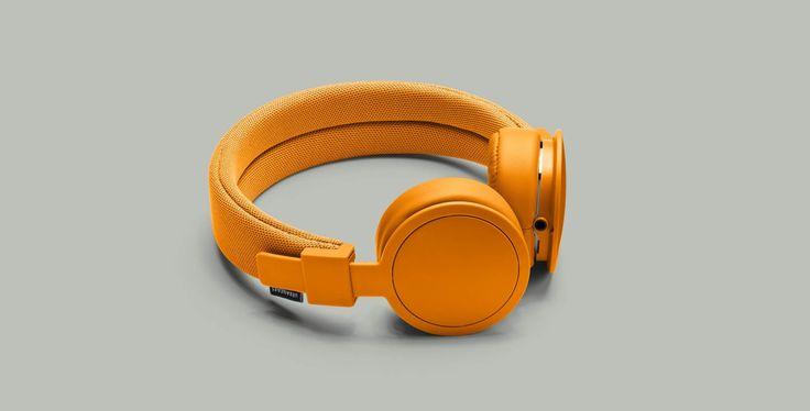 Plattan ADV Wireless in Bonfire Orange