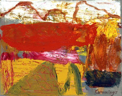 Elizabeth Cummings - Flinders Landscape. 2004