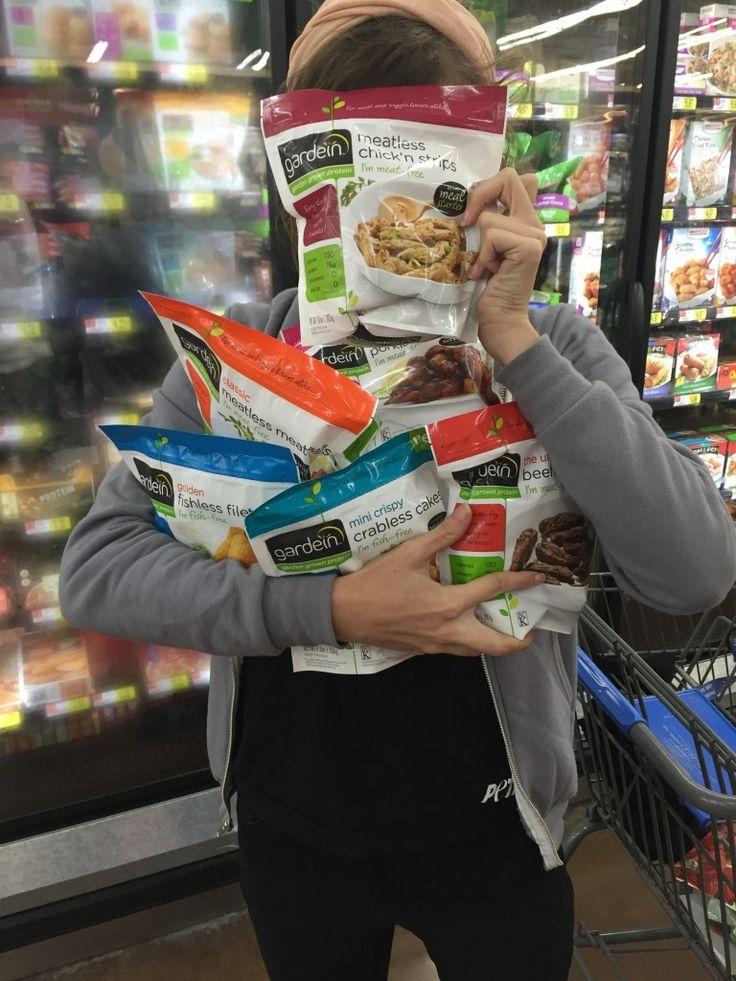 Vegan Products at Wal Mart