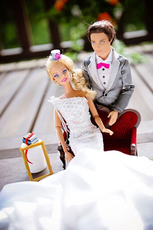 青木 【ウェディングドール】お揃いのドレスを着せるウェルカムドールが今ホット!問題