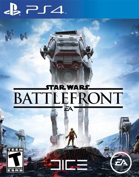 [Wallmart] Star Wars Battlefront Ps4 Xbox One - R$49,90