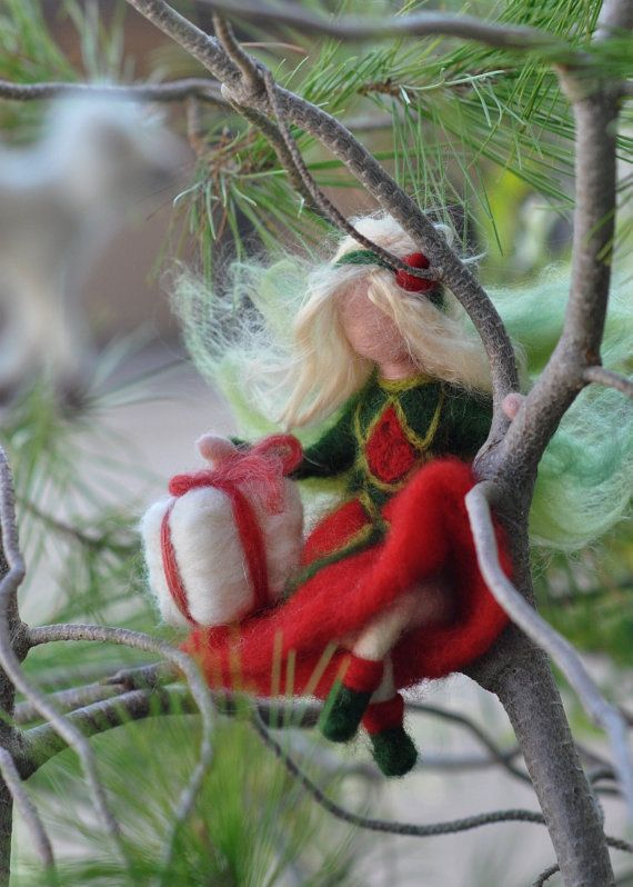 Christmas fairy - I really love this one. The hair is great.