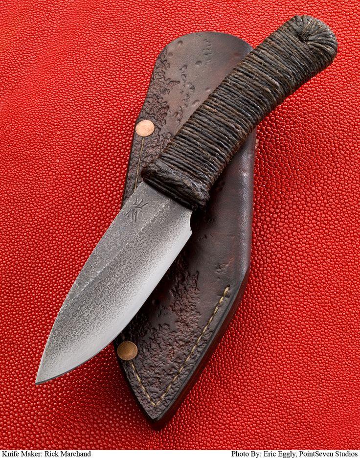 Wildertools belt knife
