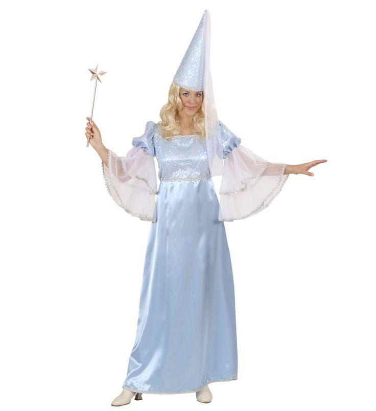 Disfraz de hada de cuento talla grande para mujer