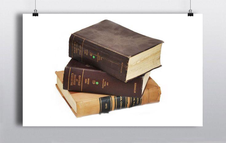 Selection of Hardback & Leather bound books http://www.prophouse.ie/portfolio/books/