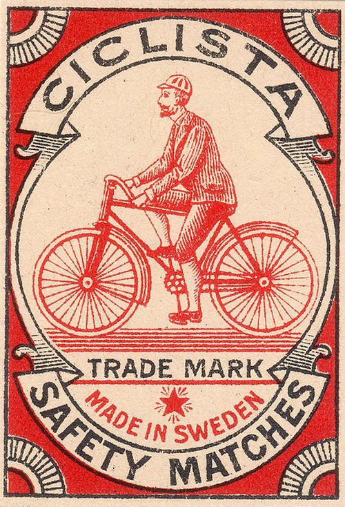 #vintage #matchbox label #graphicdesign