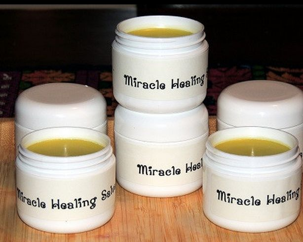 DIY Miracle Healing Salve For the past six weeks, I have ...