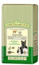James Wellbeloved Puppy Lamb and Rice Kibble 2 kg by HGGA4 - Just Dog Food - £7.19 http://www.justdogfood.com/james-wellbeloved-puppy-lamb-and-rice-kibble-2-kg/