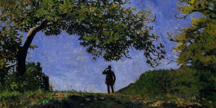 Száz éve, 1917. március 18-án halt meg Ferenczy Károly, a nagybányai festészet vezető mestere, akit a magyar piktúra Monet-jának nevezhetünk, hiszen hazánkban a XX. század első évtizedében senki nem tudta érzékenyebben megmutatni a fény színformáló erejét.