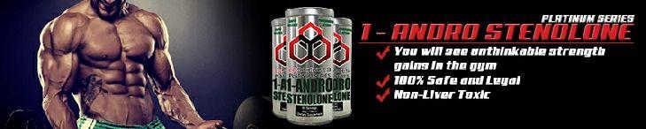 1 AndroStenolone