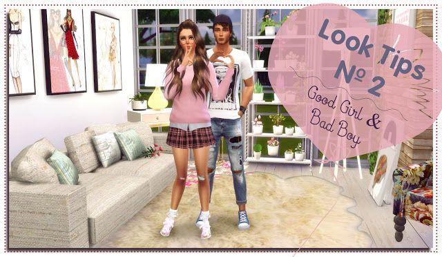 Sims 4 - Look Tips Nº2
