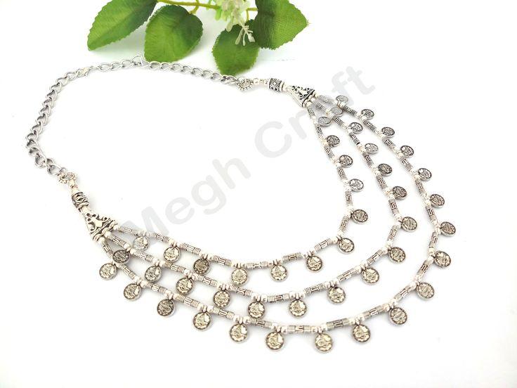 Designer Navratri Necklace Retail : https://www.craftnfashion.com Whatsapp : 9375519381 E-mail : craftnjewelery@gmail.com
