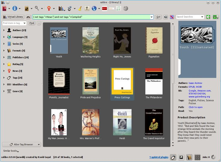 How to Add a Book Cover to Ebooks in Calibre #software