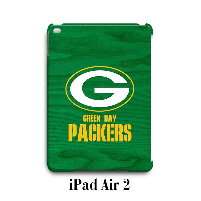 Green Bay Packers Logo iPad Air 2 Case Cover Wrap Around