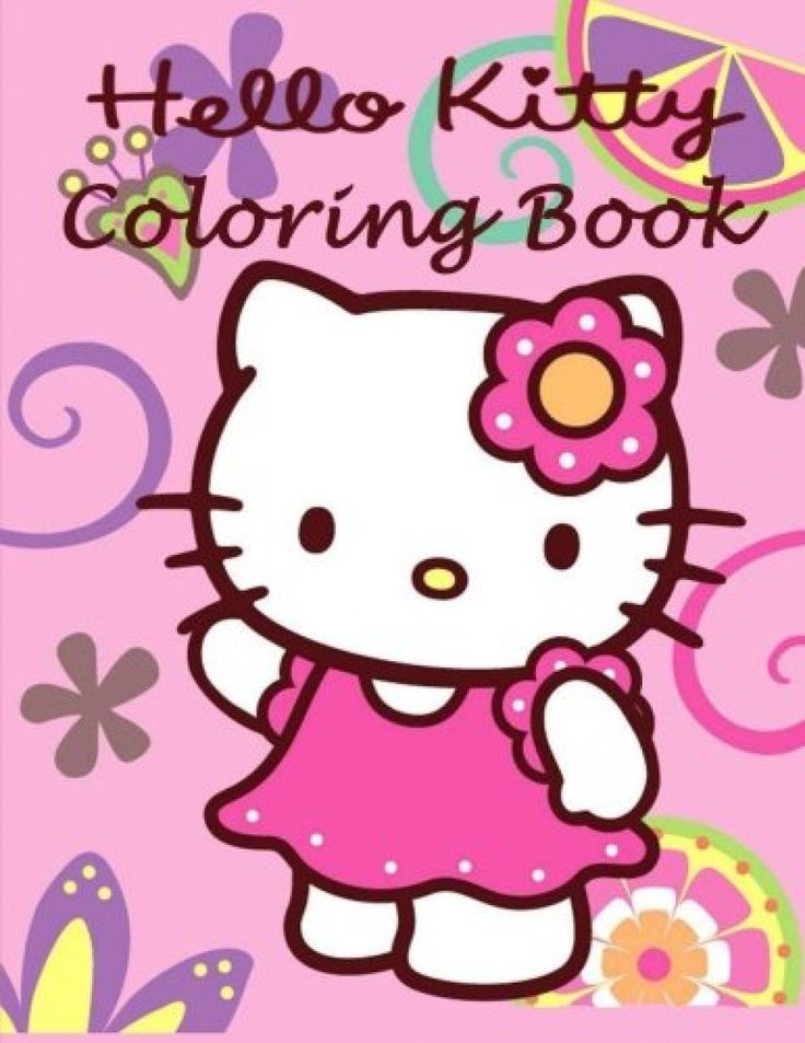 44+ Printable hello kitty coloring pages pdf information
