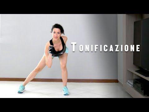 Tonificazione total body  - Tone 13 - BRAVO 01 - YouTube