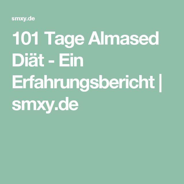 101 Tage Almased Diät - Ein Erfahrungsbericht   smxy.de