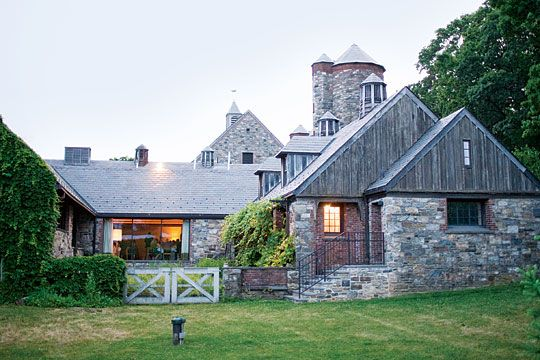 Blue Hill at Stone Barns: New York Wedding Venue, Dining Room, Barbers, House