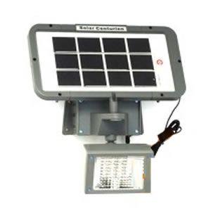 Projecteur solaire extérieur à LEDs automatique 320 lumens