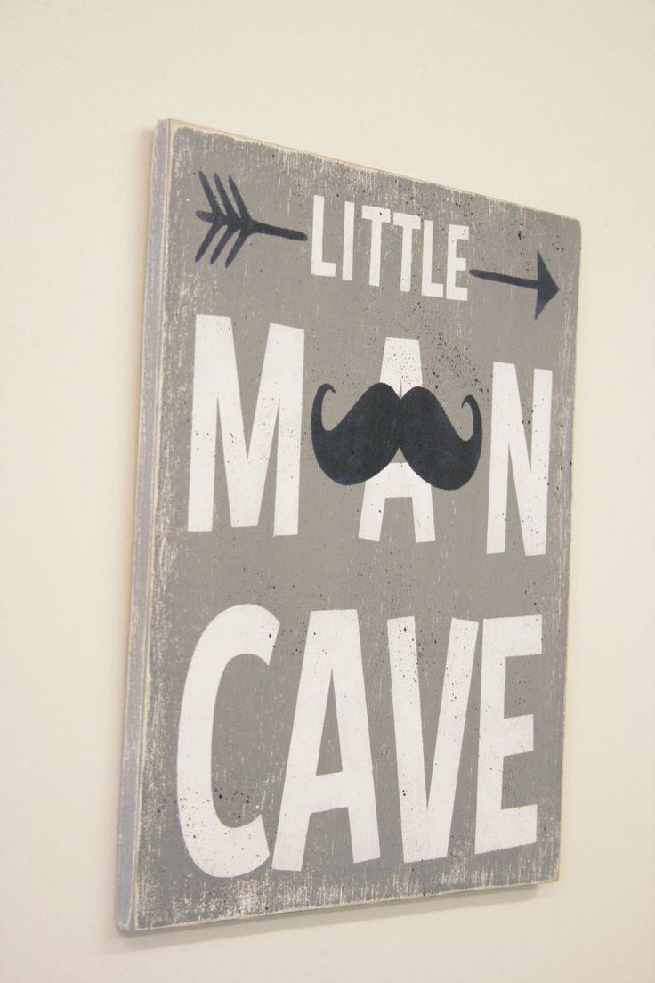 Wooden crib for sale makati - Little Man Cave Boys Nursery Decor Moustache Nursery Decor Tribal Nursery Gray And Navy Nursery Decor