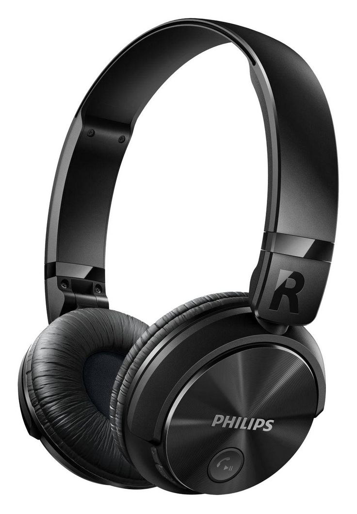 Bluetooth : Bluetooth Ακουστικά Stereo Philips SHB3060BK Μαύρα με Μικρόφωνο για Κινητά Τηλέφωνα, Φορητές Συσκευές και Ηχοσυστήματα