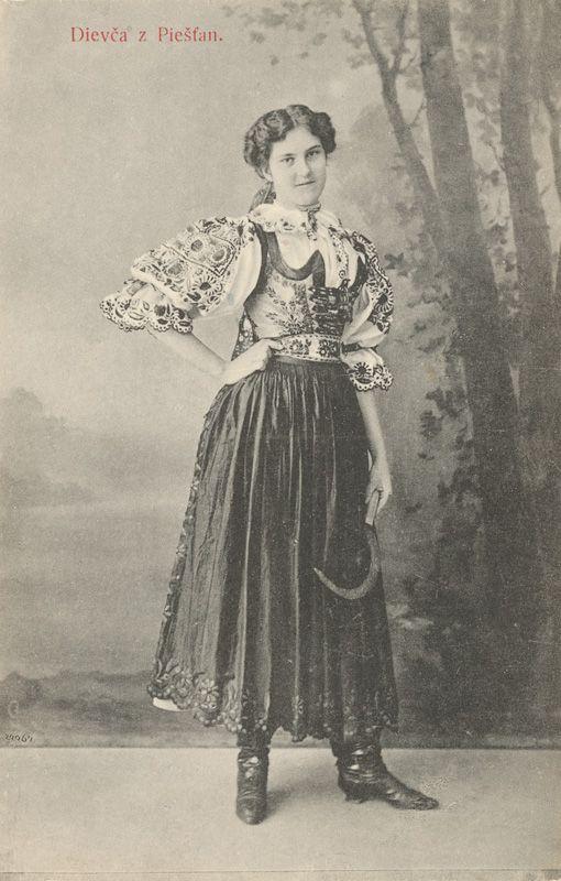 Pavol Socháň - Dievča z Piešťan