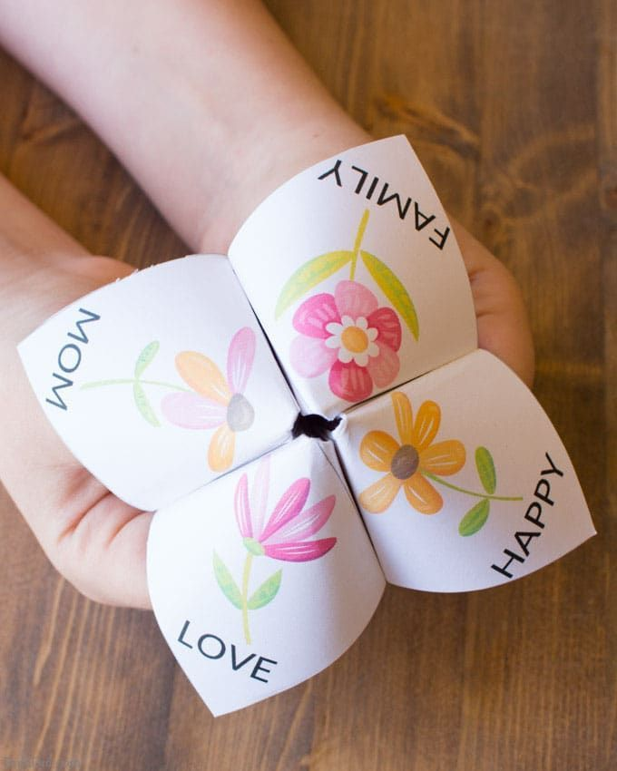 mothers day craft ideas - 680×850